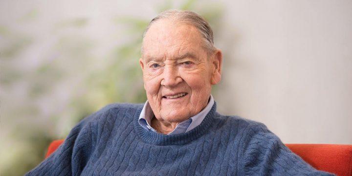 John Bogle: Pengasas Pelaburan Saham Berasaskan Indeks