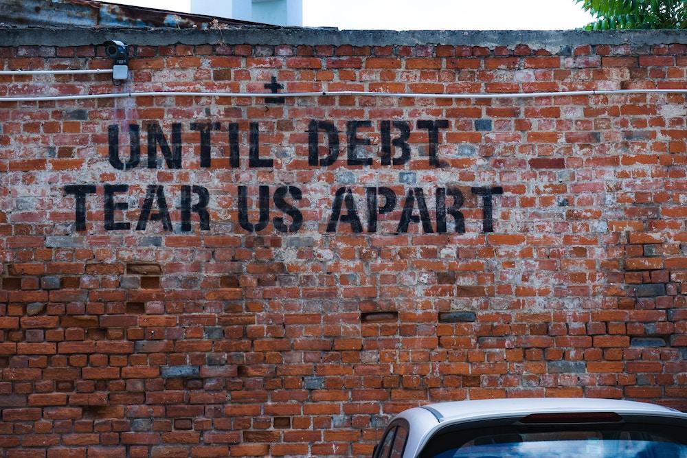 Kumpul harta bukan hutang