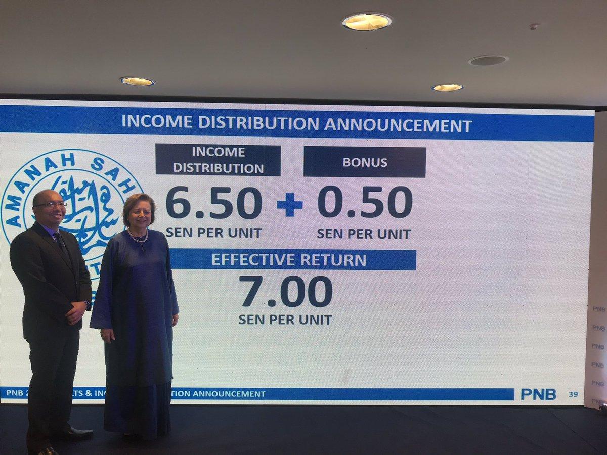 Dividen + Bonus ASB 2018
