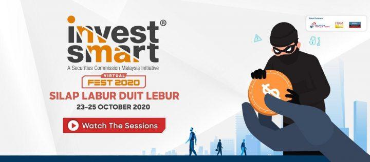 Rakaman Invest Smart Fest 2020: Melabur Dengan Bijak Melalui Pelaburan Shariah